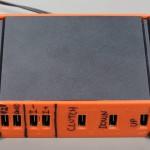 Shifting unit in box